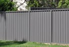 Adare Corrugated fencing 9